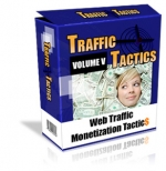 Traffic Tactics : Volume V Private Label Rights