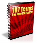 107 Terms For New Marketers Private Label Rights