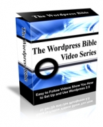 The Wordpress Bible Video Series Private Label Rights