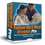 Follow-Up E-Mail Creator Pro Private Label Rights