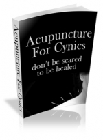 Acupuncture For Cynics Private Label Rights
