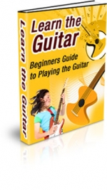 Learn The Guitar Private Label Rights