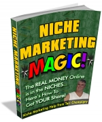 Niche Marketing Magic! Private Label Rights