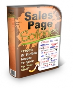 Sales Page Scribbles Private Label Rights