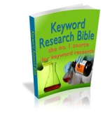 Keyword Research Bible Private Label Rights