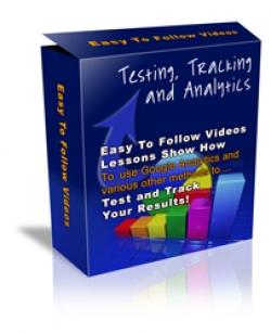 Testing Tracking And Analytics