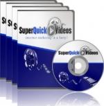 Super Quick Videos : Version 2 Private Label Rights