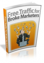 Free Traffic For Broke Marketers Private Label Rights