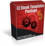 EZ Ebook Templates Package V5 Private Label Rights