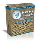 Learn How To Set Up And Use The PayPal Sandbox Private Label Rights