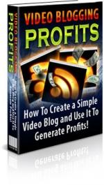 Video Blogging Profits Private Label Rights