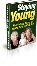 Staying Young Private Label Rights
