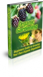 Organic Gardening Private Label Rights