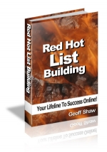 Red Hot List Building Private Label Rights