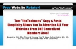 Free Website Rotator!