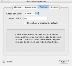 Make A Check Box That Must Be Checked