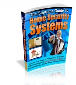 The Supreme Guide To Home Security Systems Private Label Rights