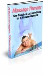 Massage Therapy Private Label Rights