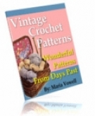 Vintage Crochet Patterns Private Label Rights