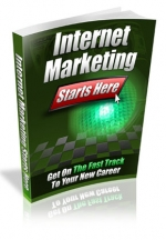 Internet Marketing Starts Here Private Label Rights