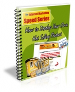 Internet Marketing Speed Series Private Label Rights