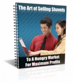 The Art Of Selling Shovels Private Label Rights