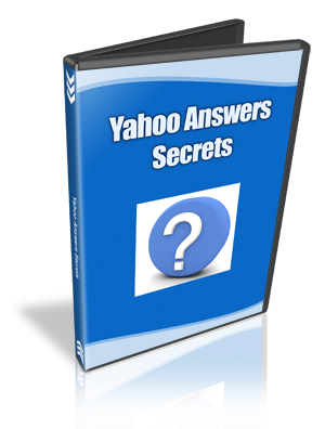 Yahoo Answers Secrets