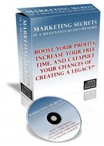 Marketing Secrets Of A Million-Dollar Info-Preneuer Private Label Rights