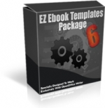 EZ Ebook Templates Package V6 Private Label Rights