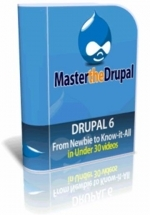 Master The Drupal : 17 Basic Videos Private Label Rights