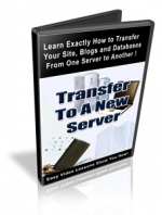 Transfer To A New Server Private Label Rights