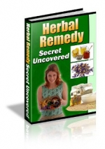 Herbal Remedy Secret Uncovered Private Label Rights