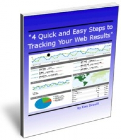 4 Quick and Easy Steps to Tracking Your Web Results