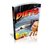 Diets for the Summer Private Label Rights