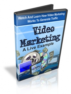 Video Marketing - A Live Example