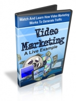 Video Marketing - A Live Example Private Label Rights