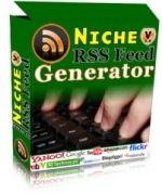 Niche RSS Feed Generator v.2.0 Private Label Rights