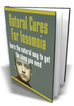 Natural Cures For Insomnia Private Label Rights