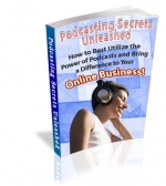 Podcasting Secrets Unleashed Private Label Rights