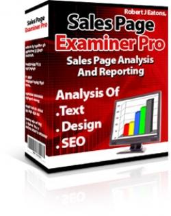 Sales Page Examiner Pro V2.0