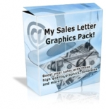 My Sales Letter Graphics Pack! Private Label Rights