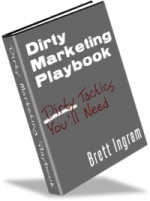 Dirty Marketing Playbook Private Label Rights