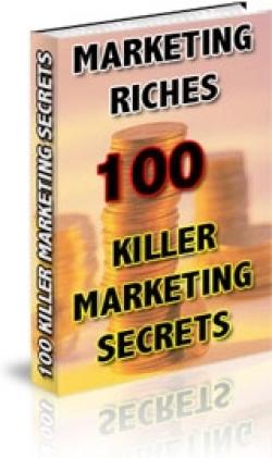 Marketing Riches