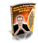 How To Price Your Product or Service Just Right Private Label Rights