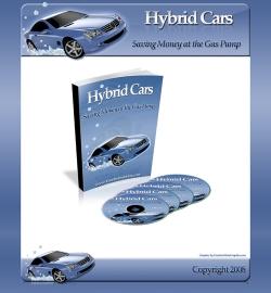 Hybrid Cars Minisite