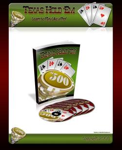 Texas Hold Em Minisite