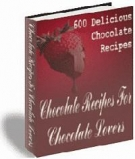 Chocolate Recipes For Chocolate Lovers Private Label Rights