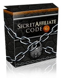Secret Affiliate Code 2 - Presell Template