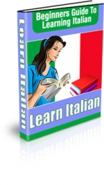 Learning Italian Private Label Rights
