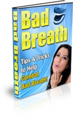 Bad Breath Private Label Rights